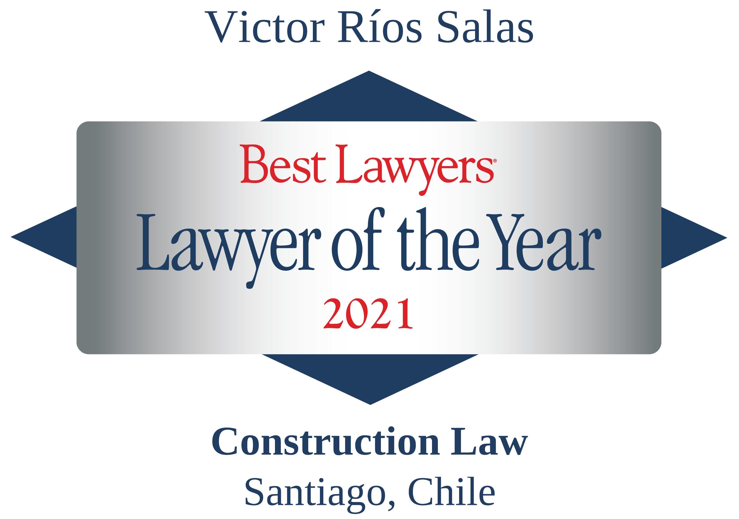 Best Lawyers - _Lawyer of the Year_ Traditional Logo